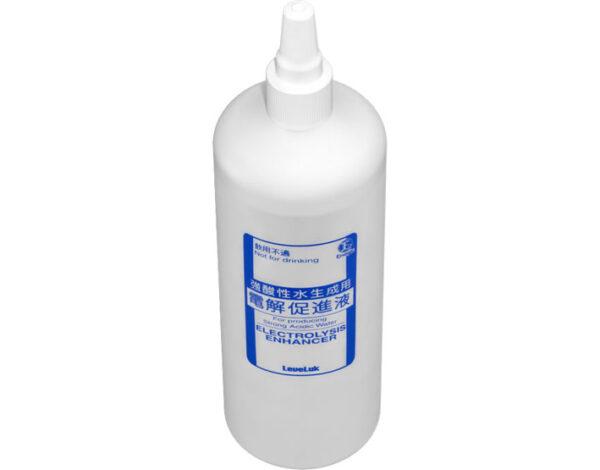 Electrolysis Enhancer Fluid